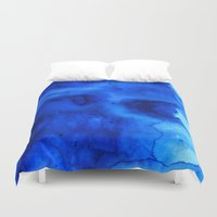 marine Duvet Covers featuring Marine by itsme.emi