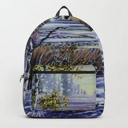 Moose Crossing Backpack