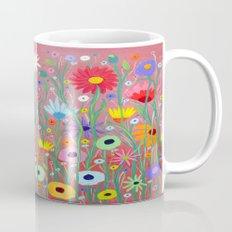 Flowers-Abstracts  Mug