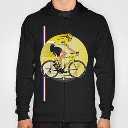 France Yellow Jersey Hoody