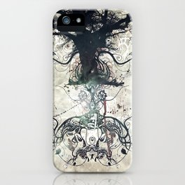 Triad iPhone Case