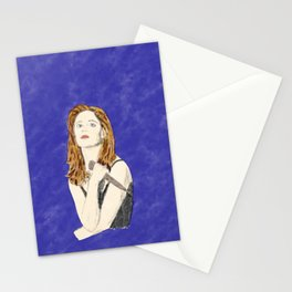 Buffy the Vampire Slayer - Watercolor Stationery Cards