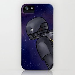 Millions of Tiny Universes iPhone Case