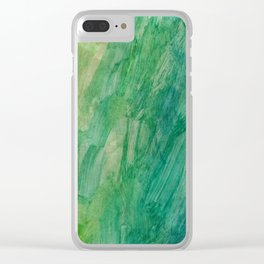 It's easy being green Clear iPhone Case