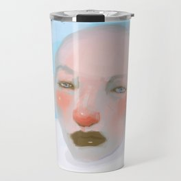 Unidentified Humans VI Travel Mug