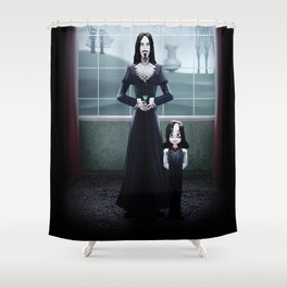 Perfect Drug Shower Curtain