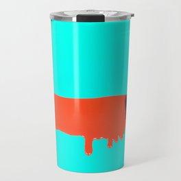Painting  Travel Mug