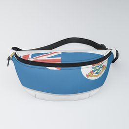 Flag of Cayman Islands. Flag of Cayman Islands. Fanny Pack