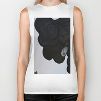 orphan black Biker Tanks featuring Orphan by Art by Cupcake