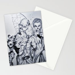 Twisted Future Stationery Cards