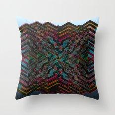 Intropolis Throw Pillow