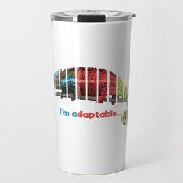 I'm Adaptable Travel Mug