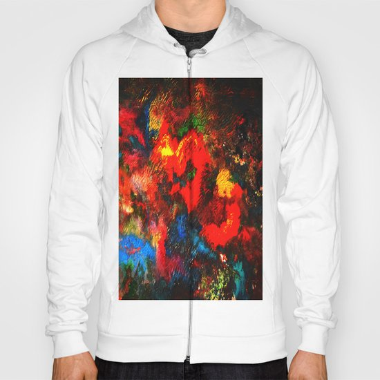 Bold colors  Hoody
