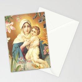 Schoenstatt Matter Maria God Stationery Cards