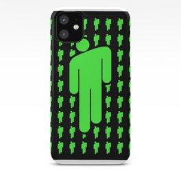 Billie Eilish Green Man Phonecase iPhone Case