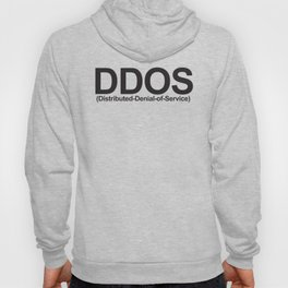 DDoS (Distributed-Denial-of-Service) Hoody