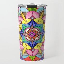 skyflower 5 Travel Mug