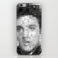 elvis iPhone & iPod Skins featuring Elvis by Artstiles