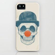 Dead clown iPhone (5, 5s) Slim Case