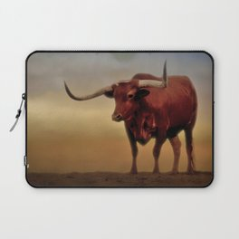 Texas Longhorn  Laptop Sleeve