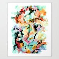 Romance Number Two Art Print