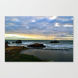 Sutro Sunset Canvas Print