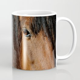 Eye to the heart Coffee Mug