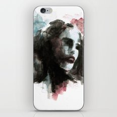 Our Sighs Align iPhone & iPod Skin