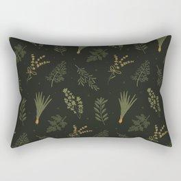 Fresh Herbs 2 Rectangular Pillow