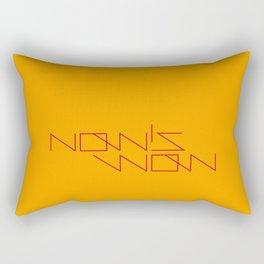 NOW'S WOW Rectangular Pillow