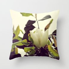 Scattered Teardrops Throw Pillow