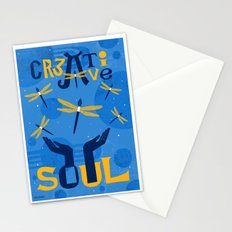 Creative Soul Stationery Cards