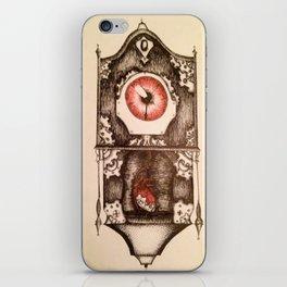 Eye of Time iPhone Skin