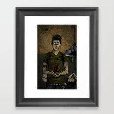 I Am A Transylvanian Framed Art Print