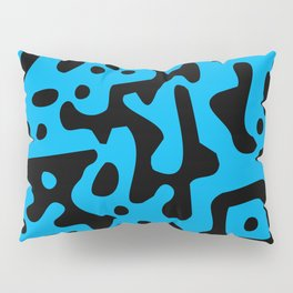 QR Clothes Cyan - Accessories Pillow Sham