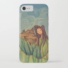 Volcano Love iPhone 7 Slim Case