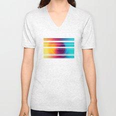 Colorful MIX Unisex V-Neck