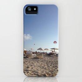 perfect beach iPhone Case