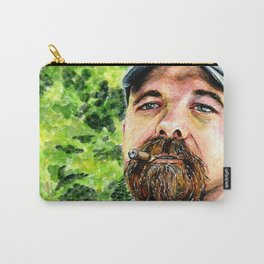 Paul Miller Painting (2015) REVAMP Carry-All Pouch
