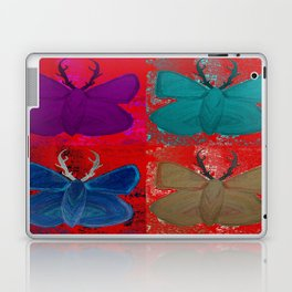 Stagerfly Collage Laptop & iPad Skin