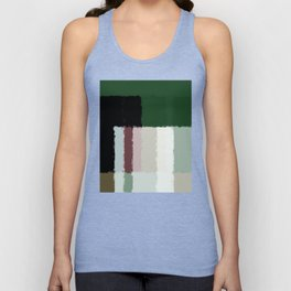 Abstract 30 Unisex Tank Top