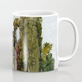 Samuel Palmer Cypresses in Tivoli Coffee Mug