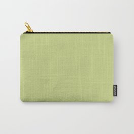 Lime Sherbet Carry-All Pouch