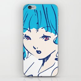 SHANNON GOT A NEW HAIR STYLE iPhone Skin