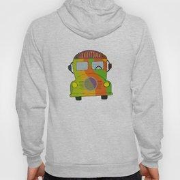Funky bus Hoody