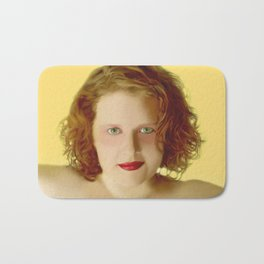 Golden Girl Bath Mat