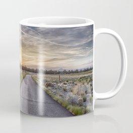 Sunset at Eagle Crest Coffee Mug