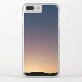Ambient Clear iPhone Case