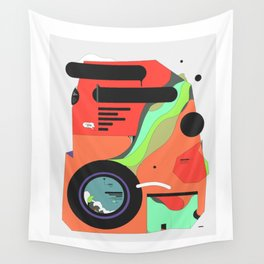 Camera blobsqura Wall Tapestry