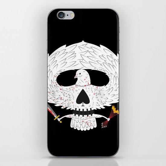 Dove of Death iPhone & iPod Skin